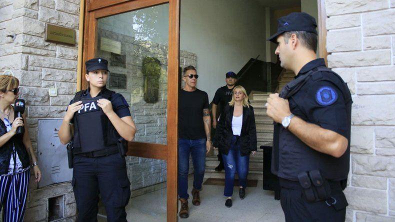 Stornelli no se presentó a declarar; Fantino y Manguel, sí