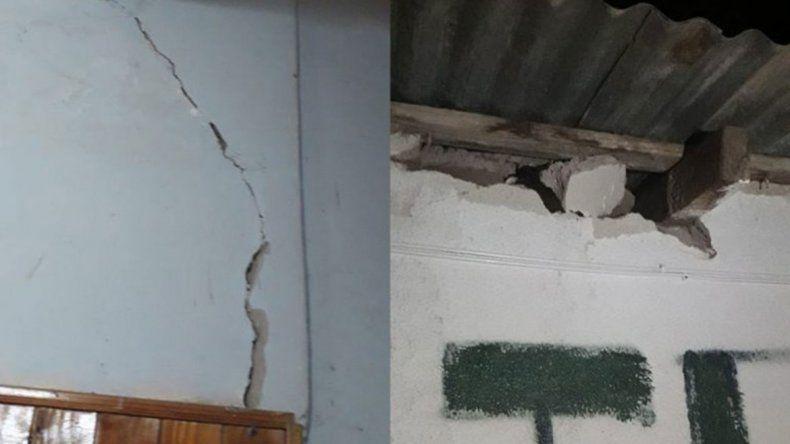 Un nuevo sismo sacudió Sauzal Bonito