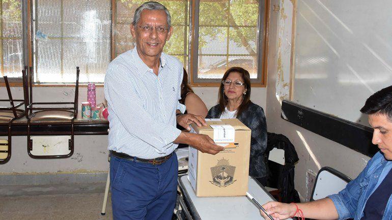 Pechi anunció que las elecciones en la ciudad serán el 22 de septiembre