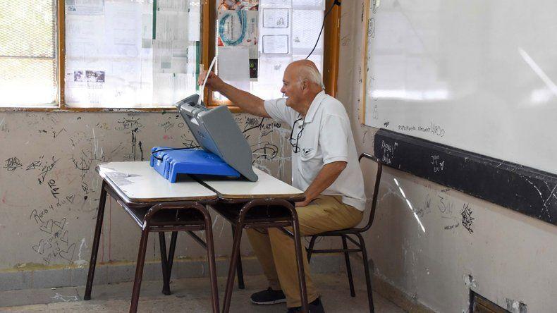 Si el voto no coincide se puede pedir otra boleta para sufragar