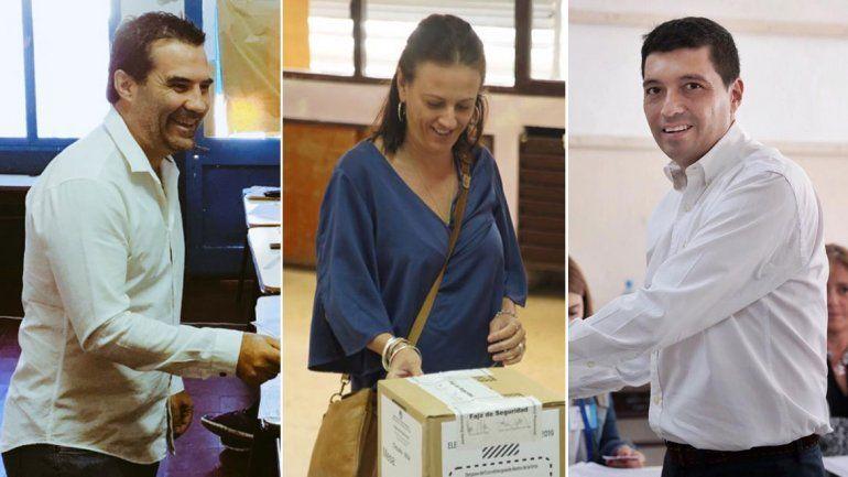 #NeuquénVota: candidatos y referentes políticos pasaron por las urnas