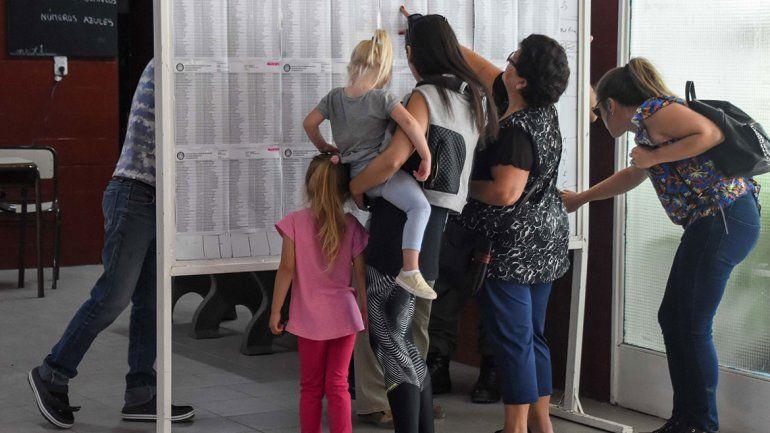 ¿Dónde voto? Consultá el padrón definitivo para las PASO
