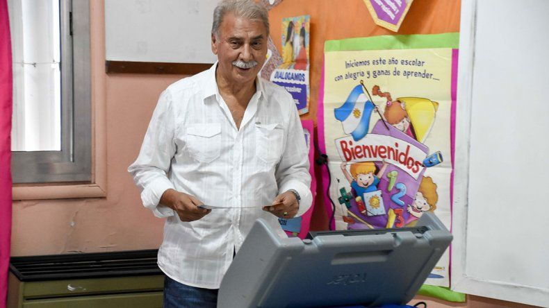 Sobisch anunció su candidatura a intendente de Neuquén
