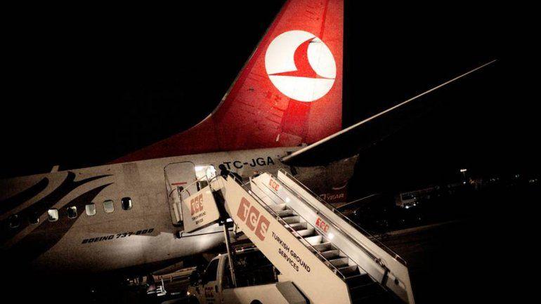 Una terrible turbulencia dejó 30 heridos en un vuelo