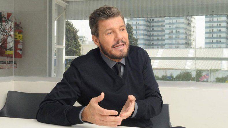 El Gobierno cuestiona a Tinelli, quien hoy se verá con Lavagna