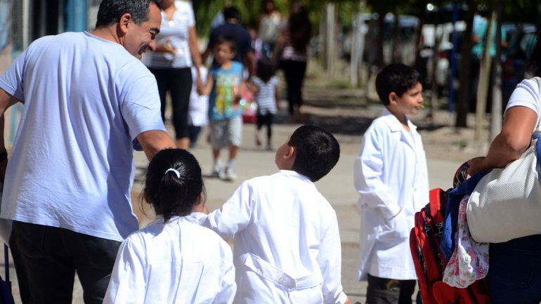 Por los paros, todos los chicos pasaron de grado en Chubut