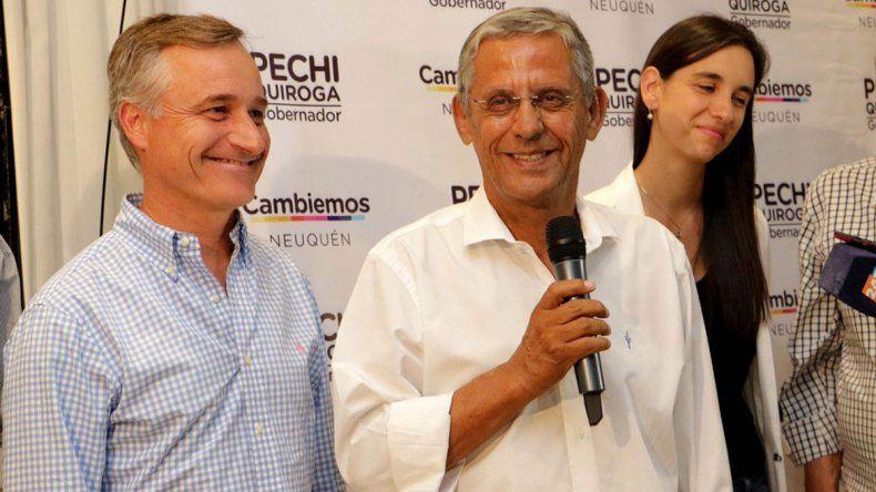 Quiroga: El responsable de ser tercero soy yo