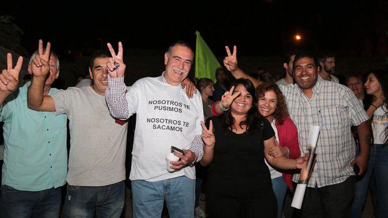 Javier Bertoldi ganó y volverá a gobernar en Centenario
