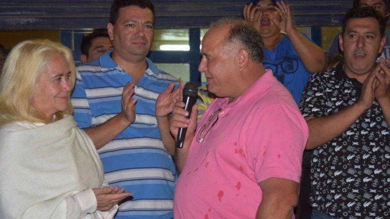Patricia Fernández ganó por amplia ventaja en Senillosa