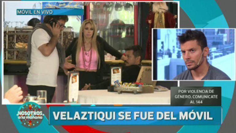 Tremendo cruce en vivo entre Ulises Jaitt, Velaztiqui y la abogada hot
