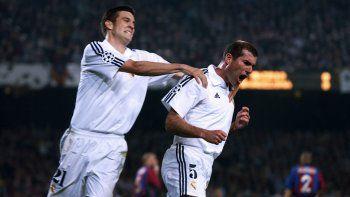 real madrid oficializo la vuelta de zidane como dt