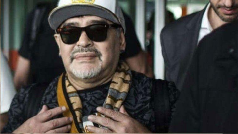 ¡Otro más! Morla contó que Maradona tiene un cuarto hijo en Cuba