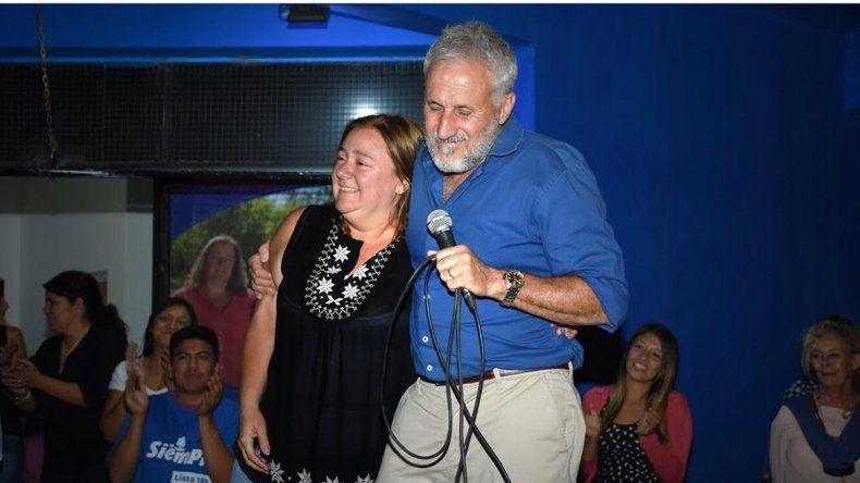 Peressini apuesta a que una mujer lo sucederá en Plottier