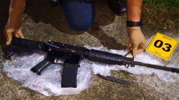 la interpol le dio un golpe al trafico de armas latinas