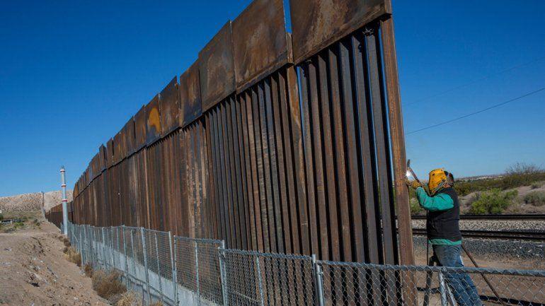 Trump exige u$s 8600 millones para el muro