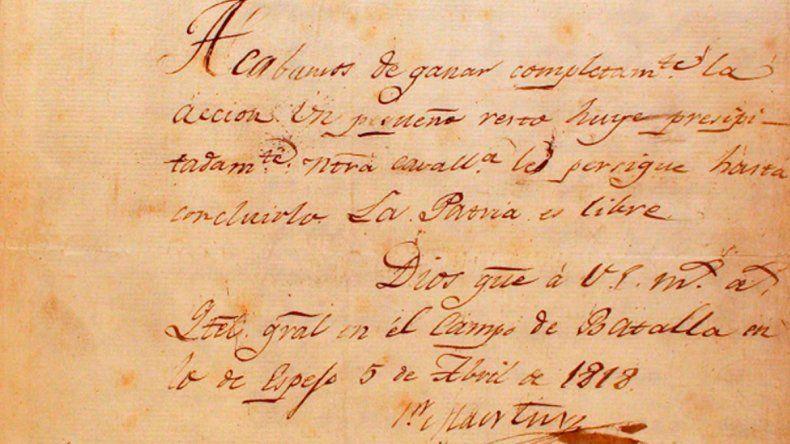 Por la carta de San Martín, Bonadio procesó a Cristina