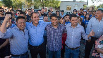 zapala: gutierrez celebro en honor a los pioneros