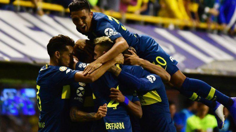 Boca busca su primera victoria en la Libertadores