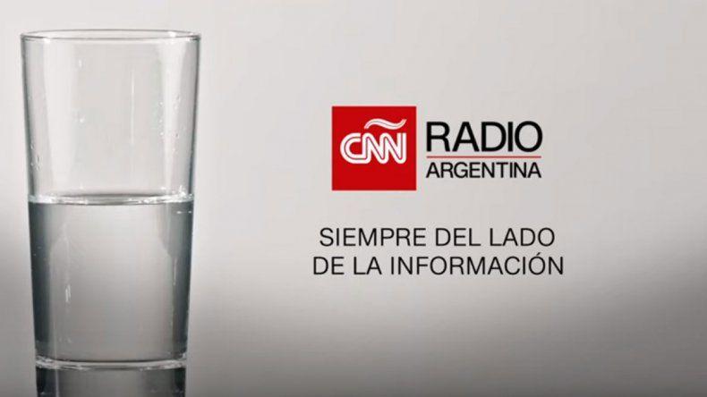 CNN Radio llega a Neuquén en el 102.5 del dial