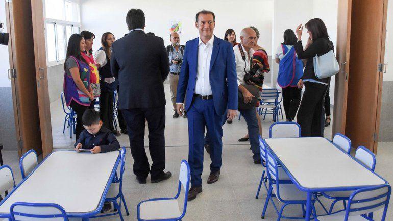 Gutiérrez: El 30% de la población estudia