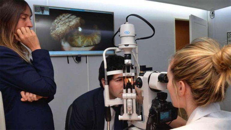 Habrá controles oftalmológicos gratuitos para la detección temprana del glaucoma