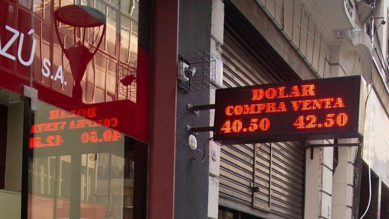 El dólar y las tasas en alza marcaron una nueva jornada preocupante