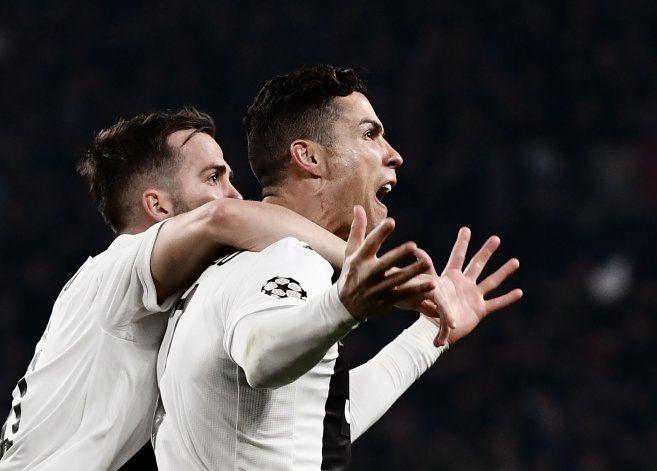 La Juventus sueña con la Champions de la mano de Cristiano