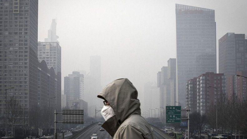 La contaminación del aire mata más que el cigarrillo