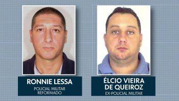 por el crimen de una concejal, dos policias van presos