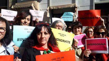 escandaloso fallo en italia a favor de dos violadores