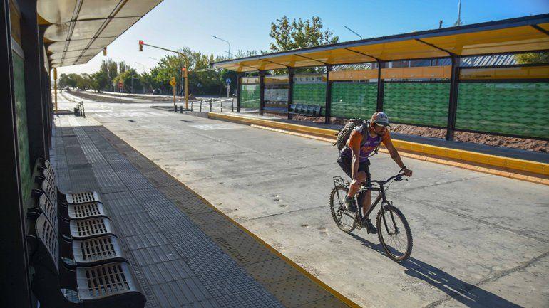 El Metrobús estrena su primer tramo en 15 días