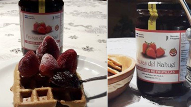 El dueño de las mermeladas de Plottier asegura que el producto es libre de gluten