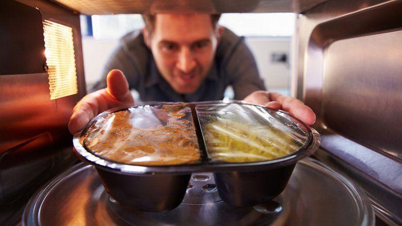 Mitos y verdades sobre el uso del microondas