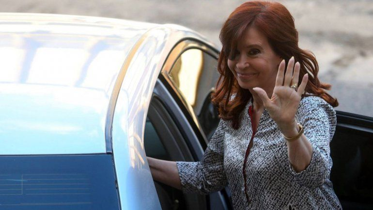 There is a chance they will kill Christina Kirchner
