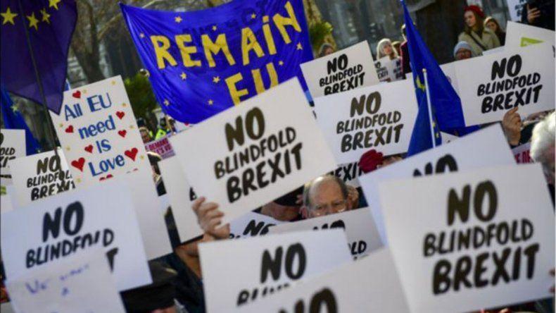 La Unión Europea pierde la paciencia por el brexit