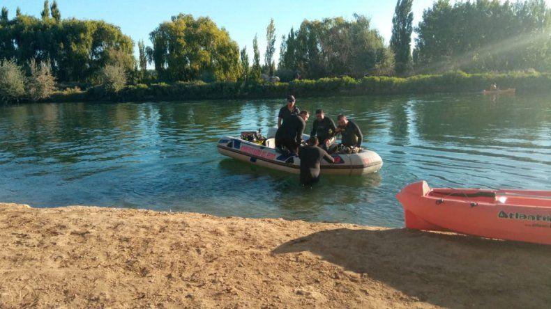 Hallaron el cuerpo del joven que se había arrojado al canal de Cordero
