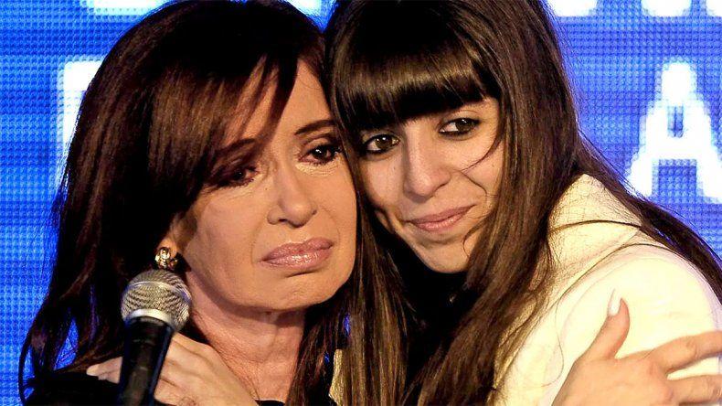 Florencia Kirchner es tratada en Cuba por severos problemas de salud