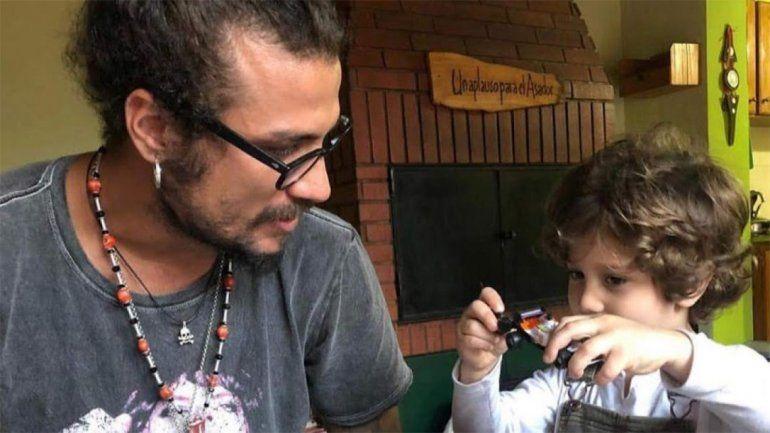 Daniel Osvaldo le declaró la guerra a Jimena Barón en las redes: ¿Querés saber qué tipo de padre soy?