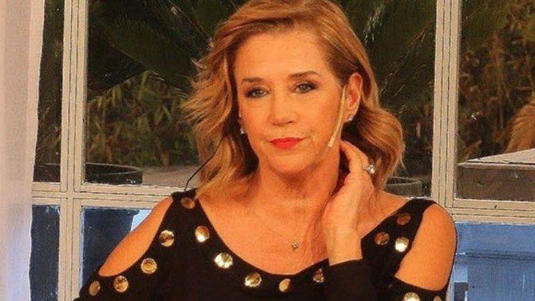 Marcela Tinayre no lo quiere como presidente