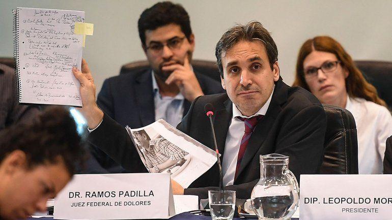 Juez Ramos Padilla investiga una red de espionaje