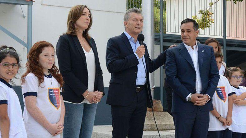 Macri reveló los resultados de la prueba Aprender