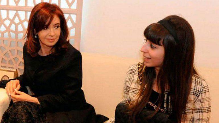 Linfedema, el mal que afecta a la hija de Cristina