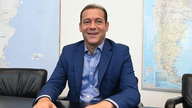 Gutiérrez pidió un acuerdo entre Nación y Tecpetrol