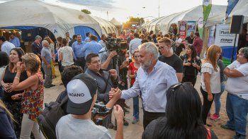 peressini tras los robos en la expo: se va a reforzar la seguridad