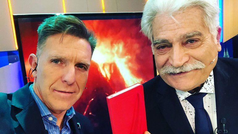 Jorge Asís renunció a Animales Sueltos: ¿qué tuvo que ver Alfredo Casero?