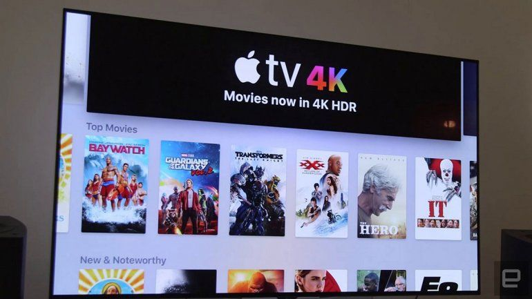 Apple se lanza a competir con Netflix