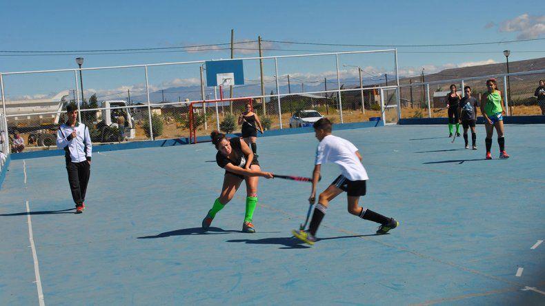 Las Lajas apuesta a la integración deportiva