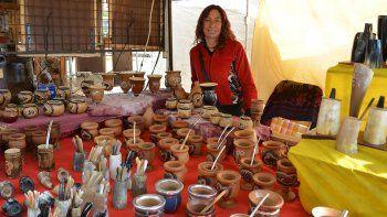 la pergolita, la feria que une a los artesanos de todo el pais