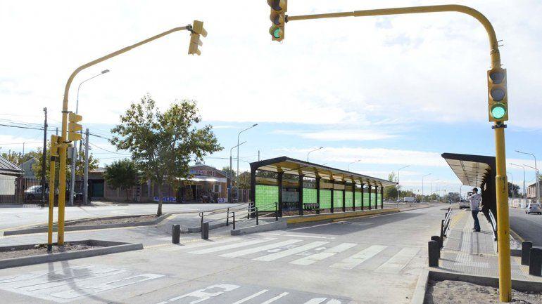Darán clases de Metrobús en el oeste neuquino para evitar sorpresas