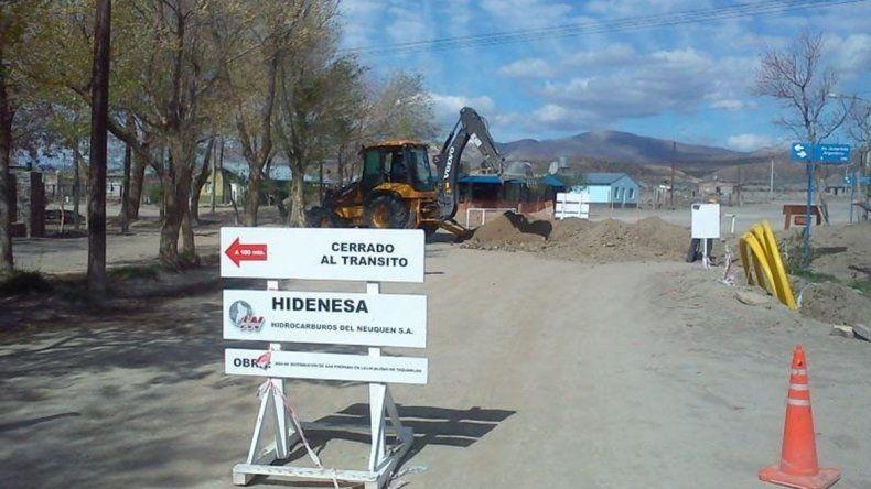 Licitan obras de gas para Las Ovejas y Rincón